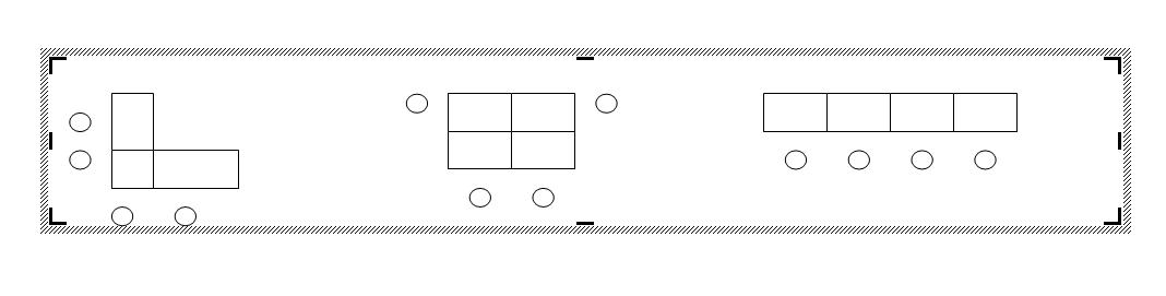Розташування парт